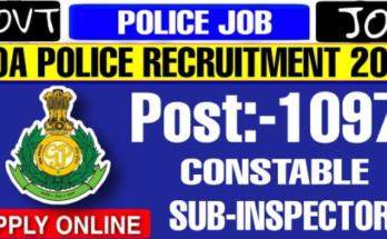 Goa Police Recruitment Jobs 2021